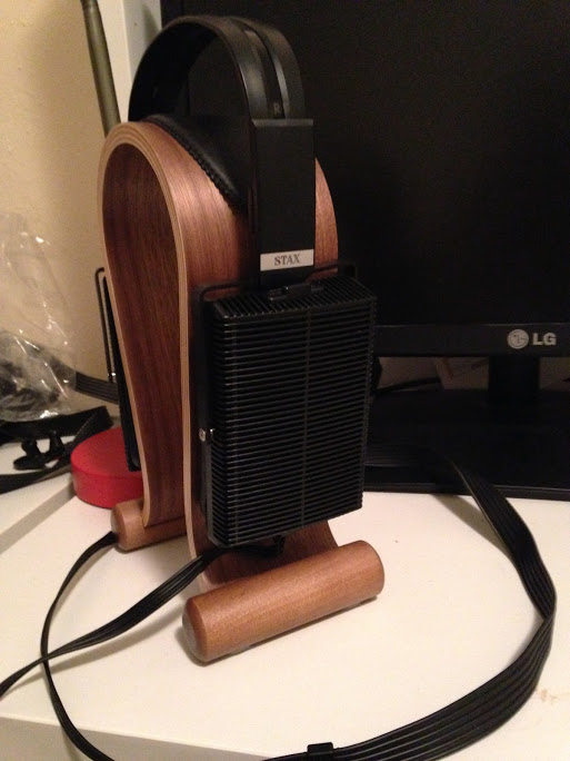 Why I Personally Prefer STAX Electrostatic Headphones